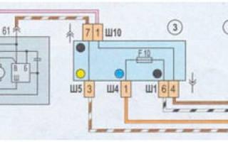 Проверка генератора ваз 2107