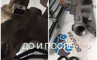 Киа сид ремонт рулевой рейки