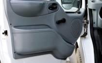 Открыть капот форд транзит