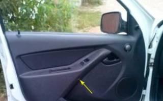 Как снять обшивку двери лада гранта