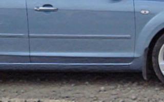 Разболтовка форд фокус 1