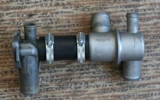 Замена термостата ваз 2110 инжектор 16 клапанов