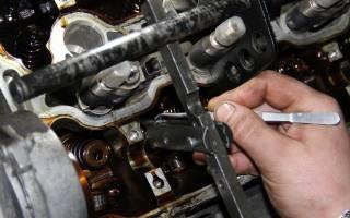 Замена маслосъемных колпачков bmw