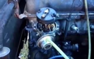 Искра есть бензин есть не заводится ваз 2106