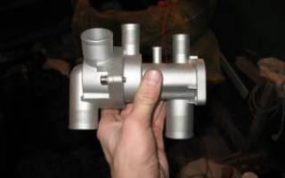 Термостат ваз 2112 16 клапанов