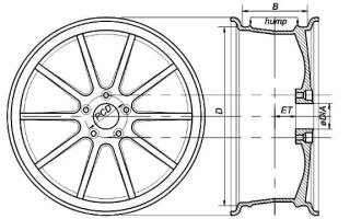 Разболтовка дисков ниссан альмера классик