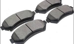 Замена передних колодок сузуки гранд витара