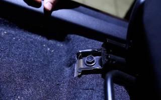 Как натянуть чехлы на сиденья автомобиля