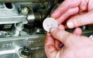Регулировка клапанов лада гранта 8 клапанная