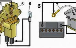 Как проверить реле генератора